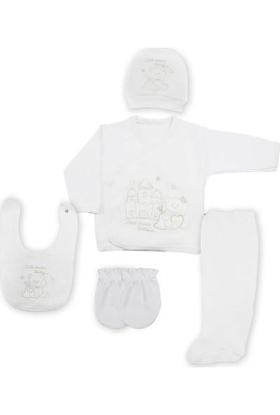 Bebitof 665 5'li Bebek Hastane Çıkış Seti