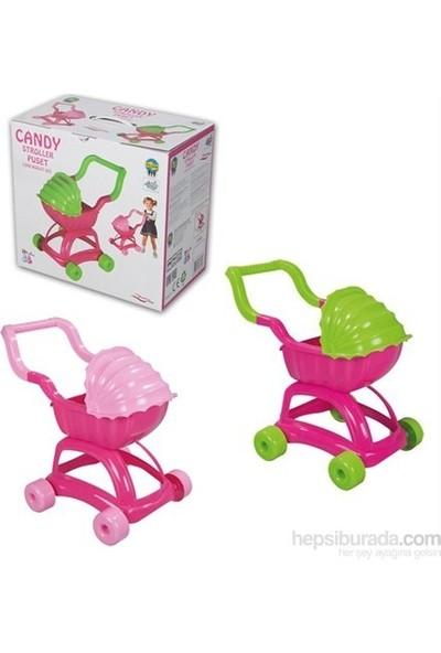 Candy Market Arabası