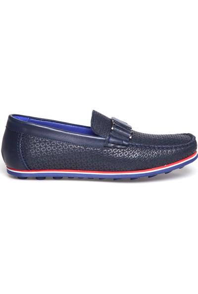 Greyder 63023 Trendy Lacivert Erkek Ayakkabı