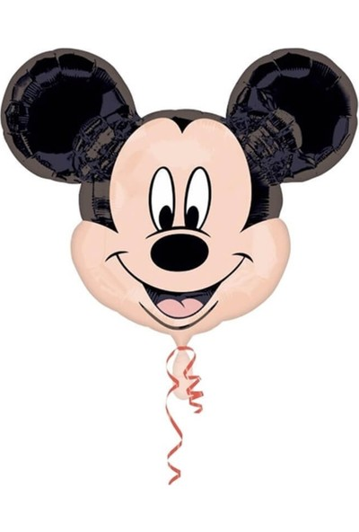 Partifabrik Mickey Mouse Kafa Folyo Balon