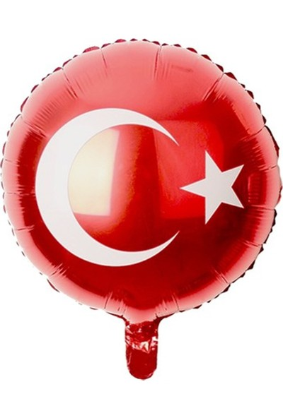 Partifabrik Ay Yıldız Folyo Balon