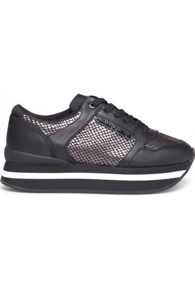 Armani Jeans Kadın Ayakkabı 925187 7A677 40820