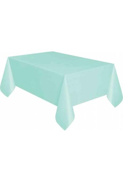 Partifabrik Mint Yeşili Masa Örtüsü