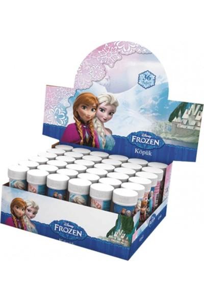 Partifabrik Frozen Lisanslı Köpük Baloncuk 36lı