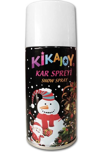 Partifabrik Kar Spreyi