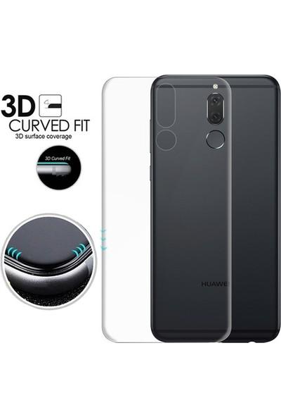 Kılıfist Huawei Mate 10 Lite Ön + Arka Kavisler Dahil Tam Ekran Kaplayıcı Film (Cam Değil)