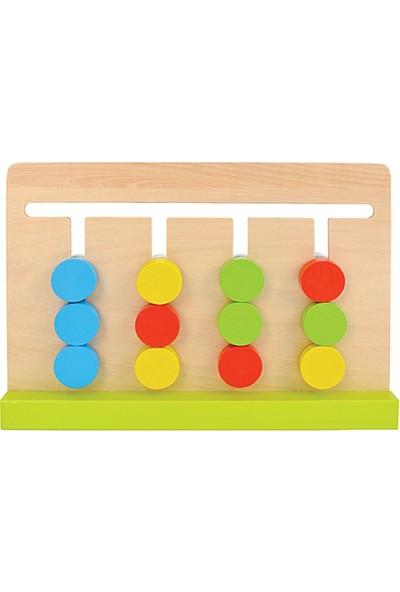 Hi-Q Toys Dört Renk Oyunu ( Four Color)
