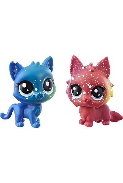 Littlest Pet Shop Kozmik Miniş İyi Dostlar E2128-E2579