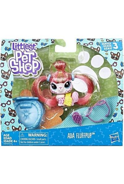 Littlest Pet Shop Süslü Özel Miniş Ada Fluffpup E2161-E2427