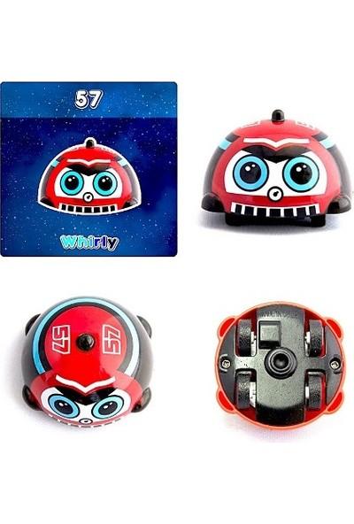 Can Ali Toys Whirly Car Süpriz Paket Topaç Dönen Oyuncak Arabalar 6'lı Paket