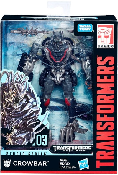 Transformers Film Serileri Figür Crowbar E0701-E0741