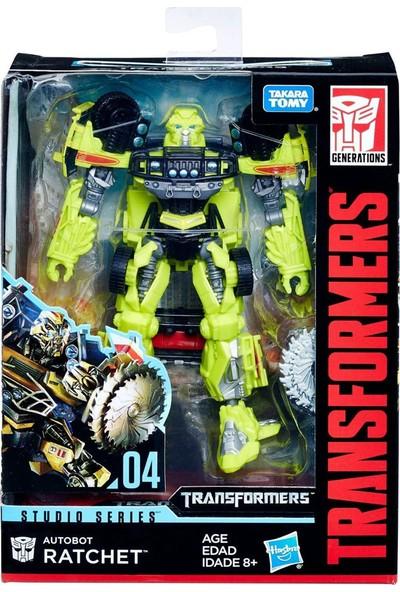 Transformers Film Serileri Figür Ratchet E0701-E0744