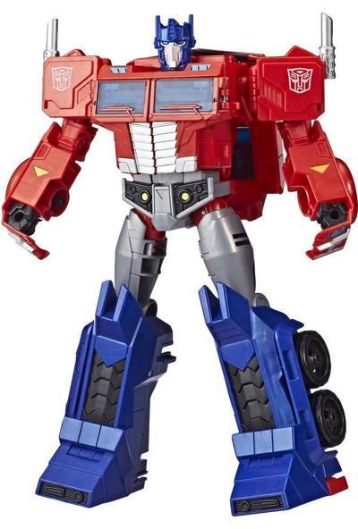 Transformers Cyberverse Dev Figür Optimus Prime E1885-E2067