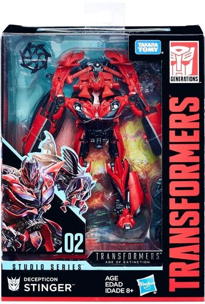 Transformers Film Serileri Figür Stinger E0701-E0740