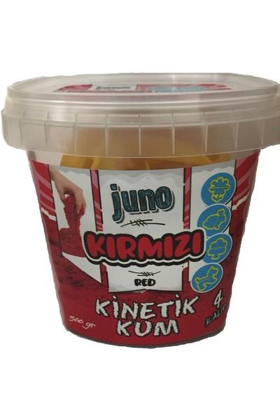 Juno Kırmızı Kinetik Kum