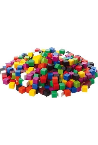 Edx Sayı Küpleri (1 cm 1000 Adet)