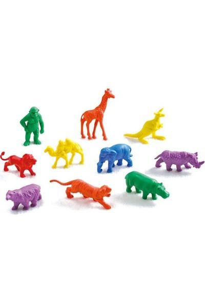 Edx Vahşi Hayvanlar Sayı Seti