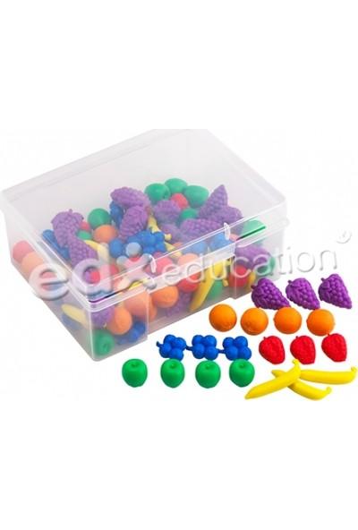 Edx Meyveler Sayı Seti 108 Parça