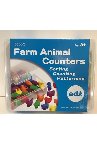 Edx Education Çiftlik Hayvanları 72 Parça