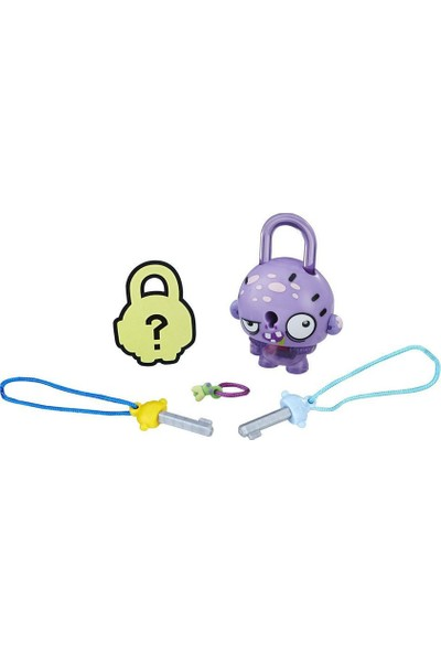 Hasbro Lock Stars Figür Purple Gross E3103-E3161