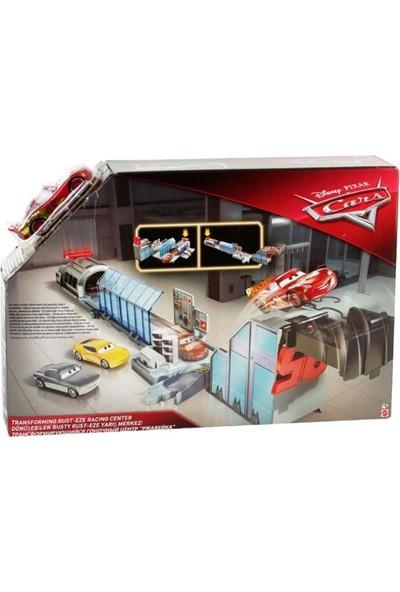 Disney Cars 3 Film Sahneleri Oyun Setleri Dvt46-Ftb42