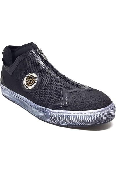 Shop And Shoes 220-5706 Erkek Ayyakabı Siyah