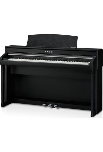 Kawai Ca78B Siyah Dijital Piyano + Tabure + Kulaklık