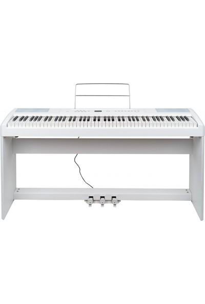 Kozmos Kpp-125Wh Dijital Piyano + Kulaklık + Metod