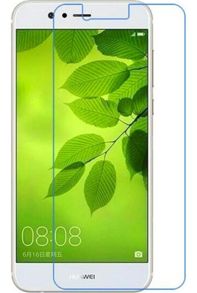 Microcase Huawei Nova 2 Plus Tempered Glass Cam Ekran Koruma