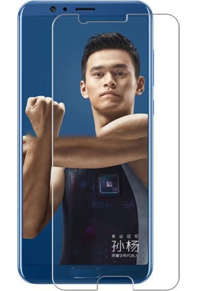 Microcase Huawei Honor View 10 Tempered Glass Cam Ekran Koruma