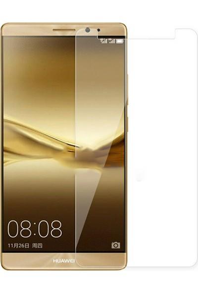 Microcase Huawei Honor 7C Tempered Glass Cam Ekran Koruma