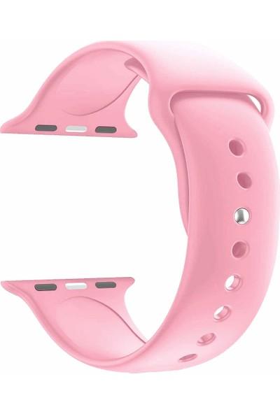 Microcase Apple Watch 42 mm Seri 1 2 3 Silikon Kordon Kayış