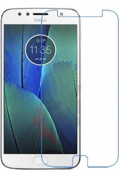 Microcase Motorola Moto G5S Plus Tempered Glass Cam Ekran Koruma