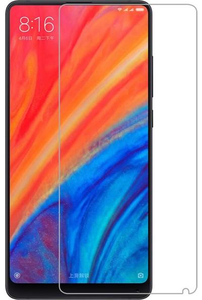Microcase Xiaomi Mi Mix 2S Tempered Glass Cam Ekran Koruma