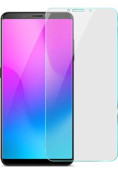 Microcase ZTE Z18 Mini Tempered Glass Cam Ekran Koruma