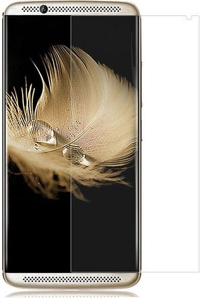 "Microcase ZTE Axon 7 5.5"" Tempered Glass Cam Ekran Koruma"