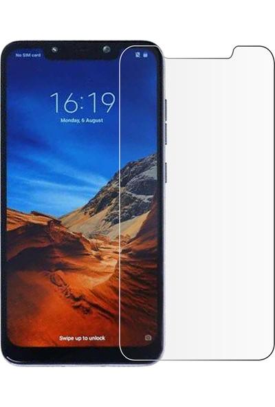 Microcase Xiaomi Mi 8 SE Tempered Glass Cam Ekran Koruma