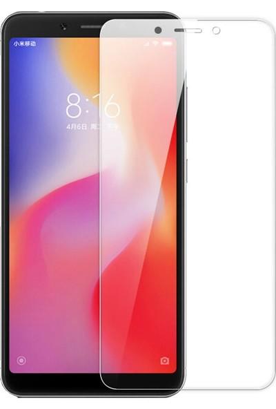 Microcase Xiaomi Redmi 6A Tempered Glass Cam Ekran Koruma