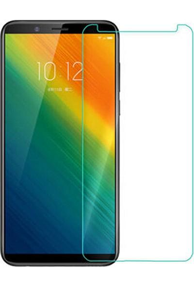 Microcase Lenovo K5 Note 2018 Tempered Glass Cam Ekran Koruma