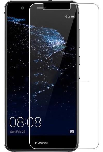 Microcase Huawei Mate RS Tempered Glass Cam Ekran Koruma