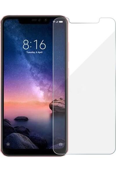 Microcase Xiaomi Mi 8 Explorer Tempered Glass Cam Ekran Koruma