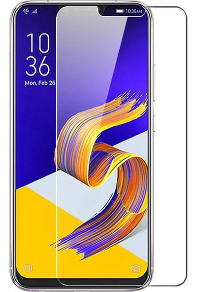 Microcase Asus Zenfone 5Z ZS620KL Tempered Glass Cam Ekran Koruma
