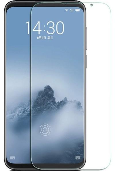 Microcase Meizu 16TH Tempered Glass Cam Ekran Koruma
