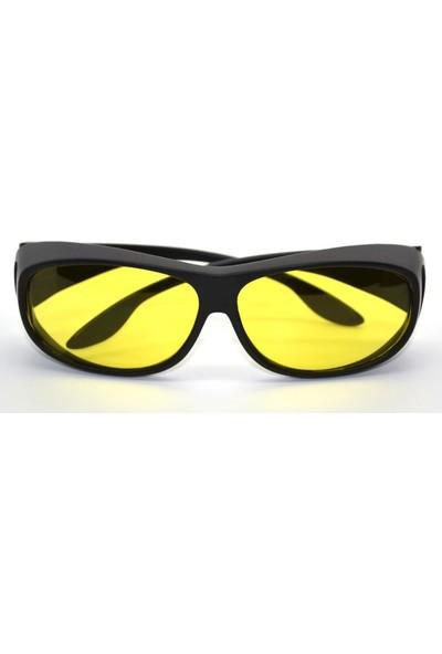Welfare Araba Antifar Gözlük Gece Gündüz Güneş Görüş Sürüş Sis Gözlüğü