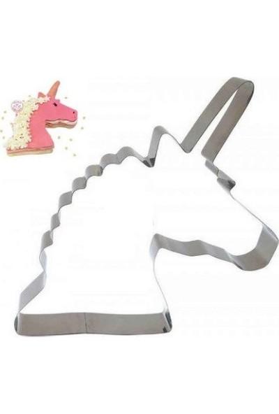 Narkalıp Unicorn Kurabiye Kalıbı