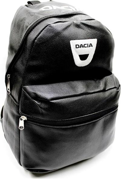 Simoni Racing Dacia Logolu Deri Sırt ve Bagaj Çantası 424467