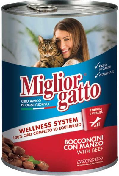 Miglior Gatto Sığır Etli Kedi Maması