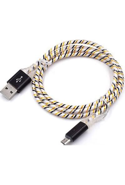 Twinix Micro USB Şarj ve Data Kablosu - Siyah