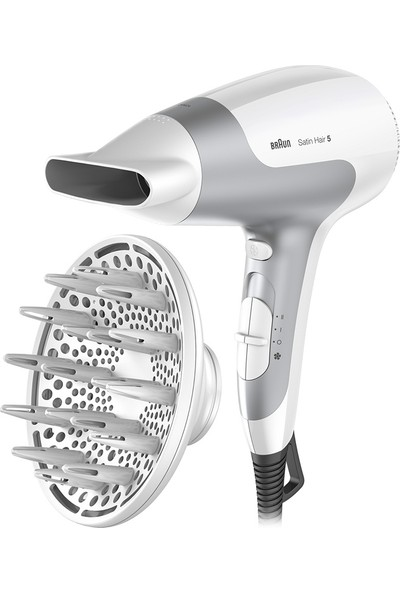 Braun Satin Hair 5 Iontec PowerPerfection Saç Kurutma Makinesi HD585