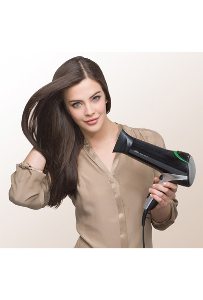 Braun Satin Hair 7 Iontec HD710 2200W Saç Kurutma Makinesi